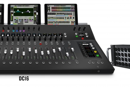 Mackie Unleashes Powerful Modular Digital Mixing System