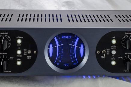 Manley Labs Introduces the Nu Mu studio compressor