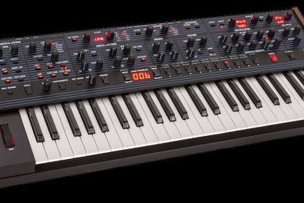 Tom Oberheim and Dave Smith Unveil OB-6 Analog Synthesizer
