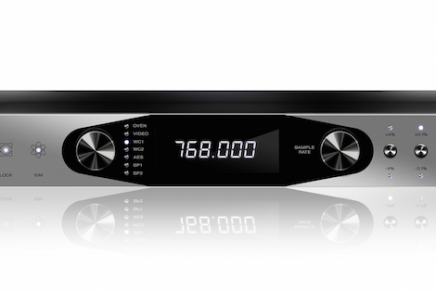New Antelope Audio Isochrone OCX HD Crystal Clock