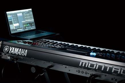 Yamaha Montage Synthesizer NAMM2016 leaked