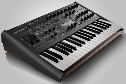 Access reissue Virus Darkstar Synth and attend Superbooth Show in Berlin