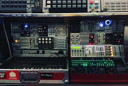Modulab curated by Stefan Robbers at Eindhoven Psychlab festival