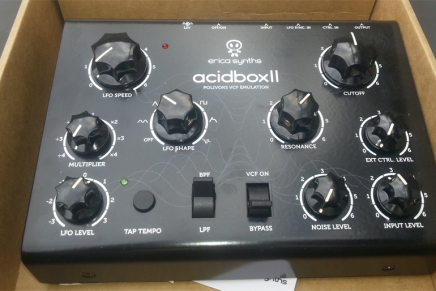 Review AcidboxII Polivoks VCF emulation