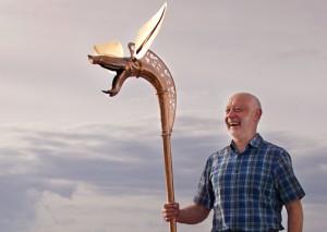 John Kenny (British trombonist), Carnyx