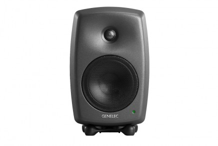Genelec Offers 8430A Audio-over-IP SAM Studio Monitor