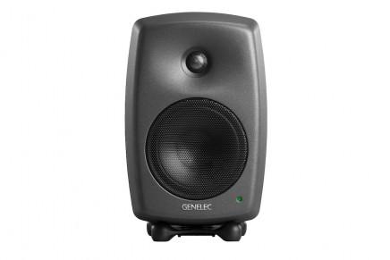 Genelec Offers 8430A Audio-over-IP SAM Studio Monitor