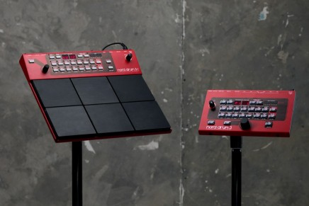 Nord Drum 3/3P introduced at Musikmesse 2016