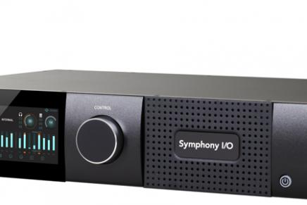 Apogee Symphony I/O Mk II HD – Now Shipping