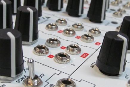 SoundMachines announces MODULÖR114 eurorack analog modular synthesizer