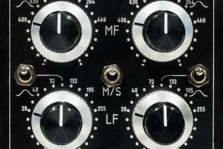 TK Audio Releases New 500 EQ with Mid – Side Processing