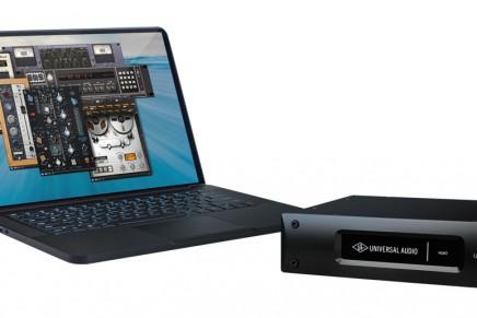 Universal Audio announces new UAD-2 Satellite USB DSP Accelerators