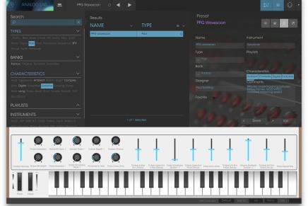 Arturia advances Analog Lab composite virtual instrument to include V Collection 5 sound selection