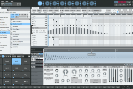 FXpansion forges ahead with Geist2 beat production system