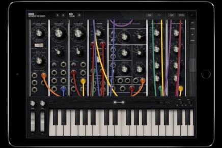 Moog announces Model 15 synthesizer app for iOS