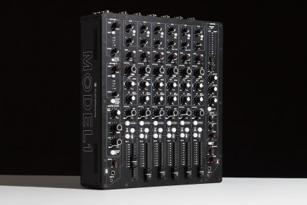 PLAYdifferently unveils MODEL 1 DJ mixer