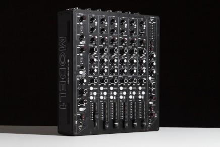PLAYdifferently unveils MODEL 1 DJ mixer
