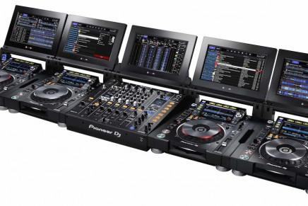 Pioneer announces the TOUR system CDJ-TOUR1 and DJM-TOUR1