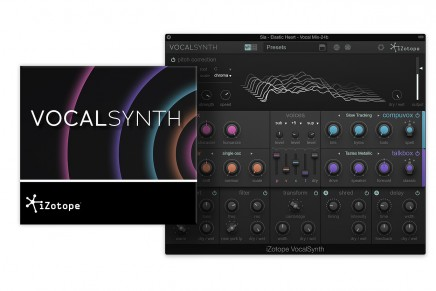 iZotope announce VocalSynth