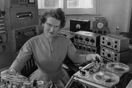 Kickstarter Campaign to Republish Daphne Oram's An Individual Note: of Music, Sound and Electronics
