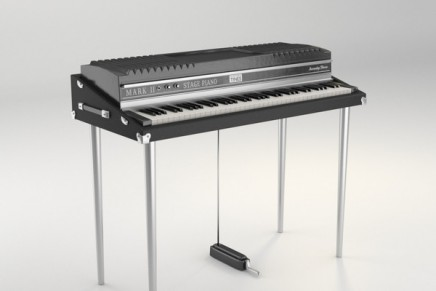 Modartt releases electro-acoustic piano Vintage Tines MKII