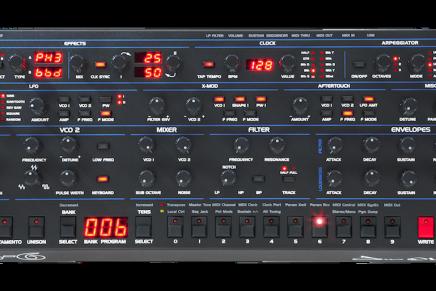 Dave Smith Announces OB-6 Desktop Analog Synth Module