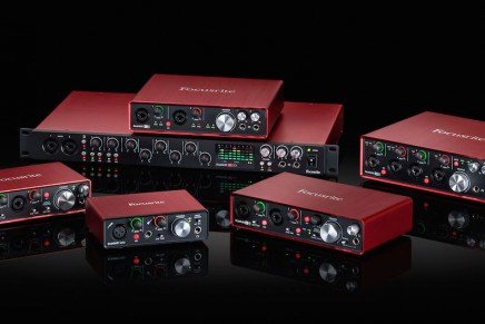 Focusrite announces the second generation Scarlett audio interfaces