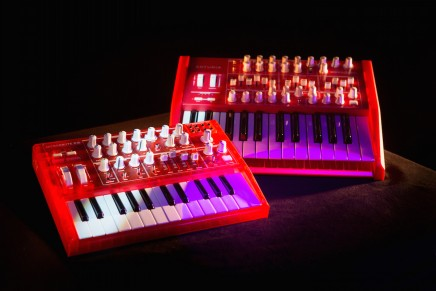 Arturia launches limited-edition MiniBrute RED and MicroBrute RED