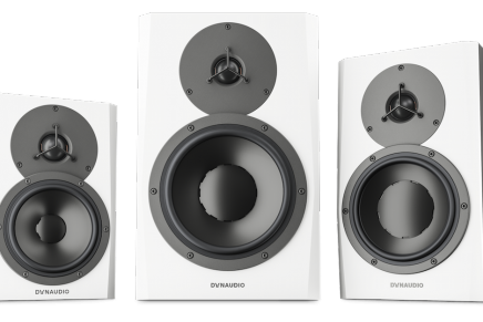 Dynaudio LYD studio monitors now shipping