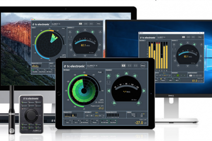 TC Electronic introduces metering app for Clarity X