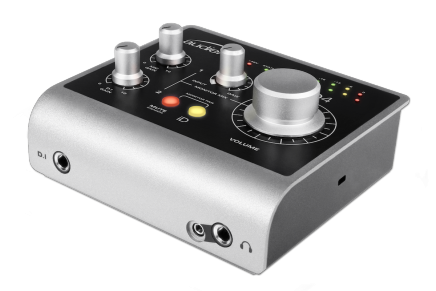 Introducing Audient's Brand New Compact Audio Interface iD4