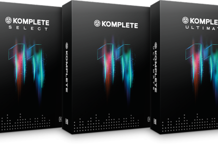 Native Instruments announces Komplete 11, – Ultimate, and Select software