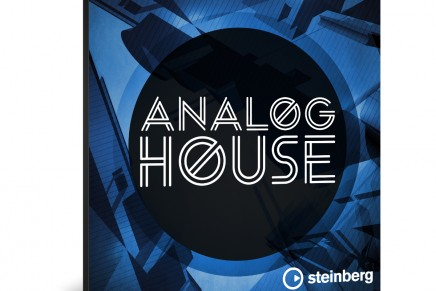 Steinberg releases Analog House – new expansion set for Retrologue software plug-in