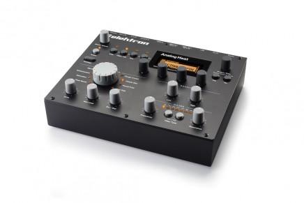 Elektron announces Analog Heat stereo analog sound processor