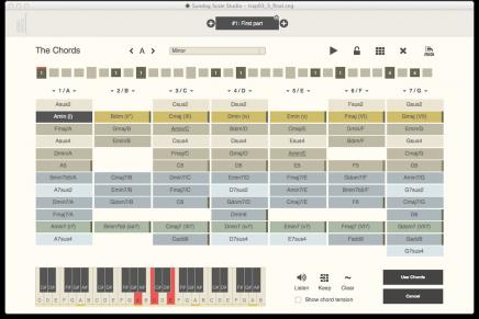 FeelYourSound updates Sundog Scale Studio to v2.5