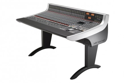 Solid State Logic upgraded the AWS 948 Delta analogue console and DAW controller