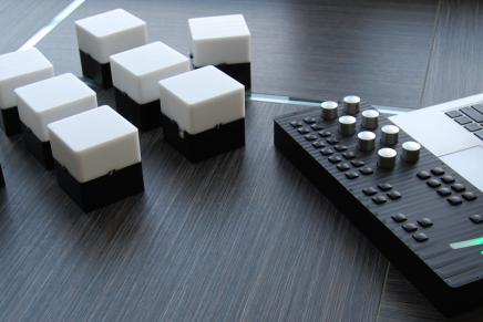 Percussa announces SYNTHOR digital modular synthesis systems