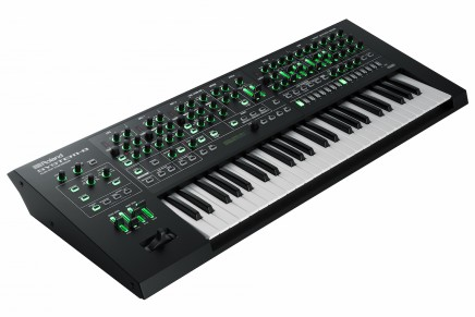 Roland announces SYSTEM-8 PLUG-OUT Synthesizer