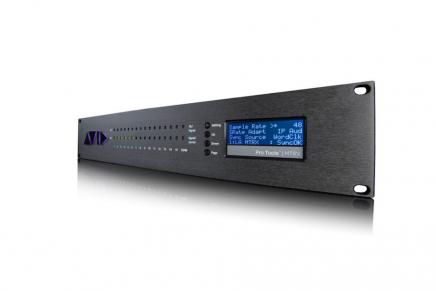 Avid unveils Pro Tools MTRX audio interface