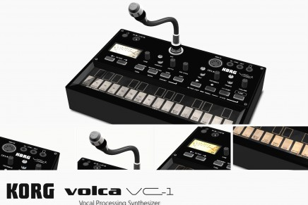 Rumour – Korg Volca Wave and Volca VC-1 vocoder synthesizer