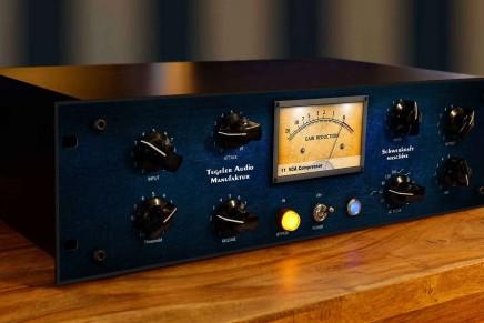 Gearjunkies review – Tegeler Audio Schwerkraftmaschine