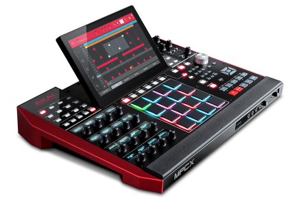 AKAI announces new standalone MPC X with touchscreen display, CV support and a lot more