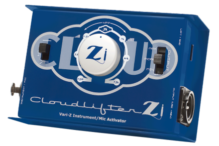 Cloud Microphones unveils Cloudlifter Zi instrument DI and Mic Activator