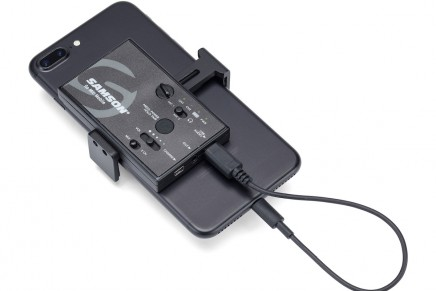 Samson announces Go Mic Mobile wireless system