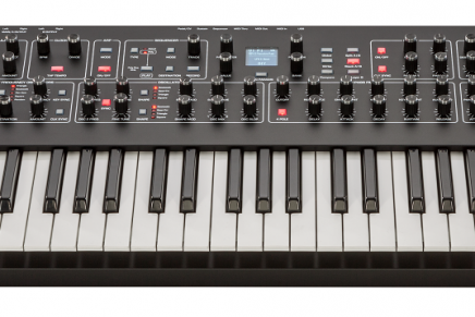 Dave Smith Instruments announces REV2 16 voice analog polyfonic synthesizer