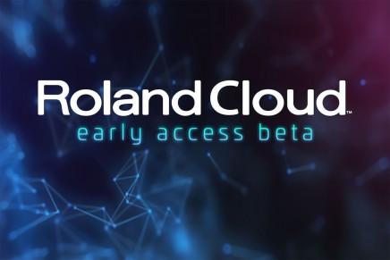 Roland announces Roland Cloud Early Access beta