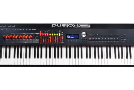 Roland unveils RD-2000 stage piano at NAMM 2017