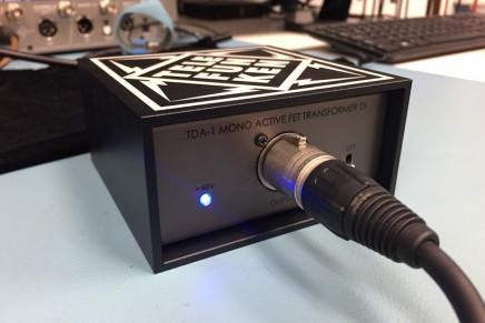 Telefunken announces new direct box line