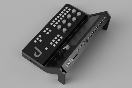 Percussa announces Synthor System 8 digital modular synthesis system