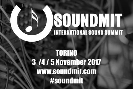 SYNTH MEETING present SOUNDMIT – International Sound Summit